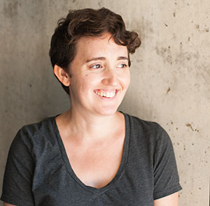 Michelle Smith, owner of Gather Goods Co in Raleigh, North Carolina